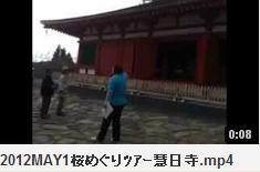2012MAY1 桜めぐりツアー慧日寺